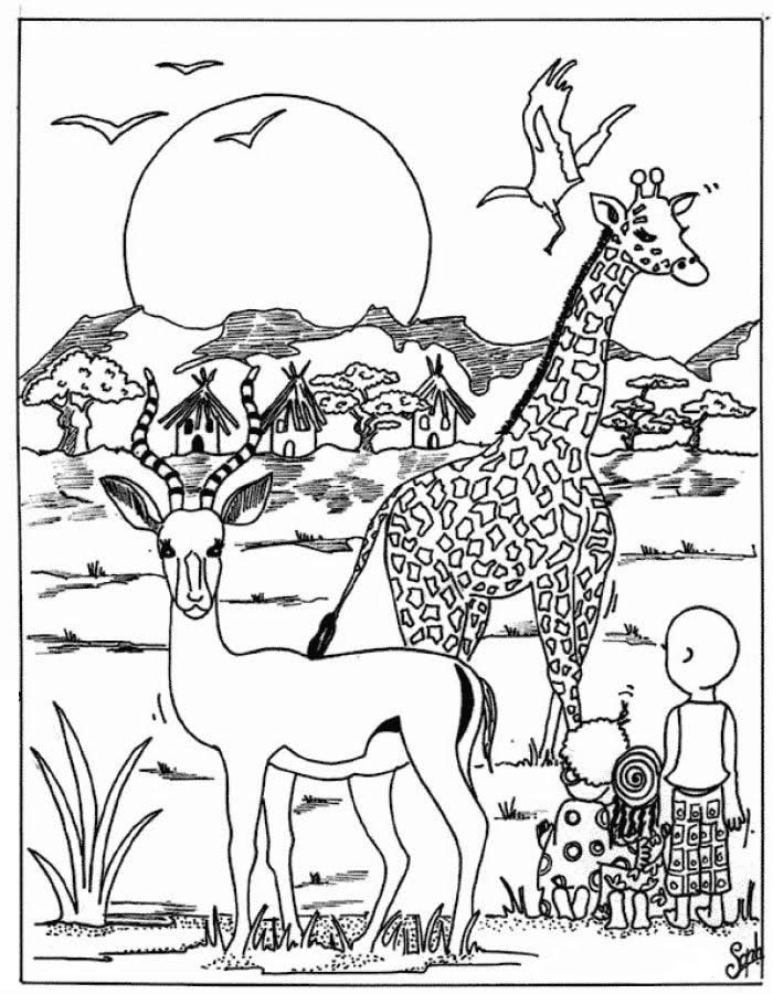 coloring animal for kids parrot animals coloring pages best coloring pages for kids kids animal coloring for
