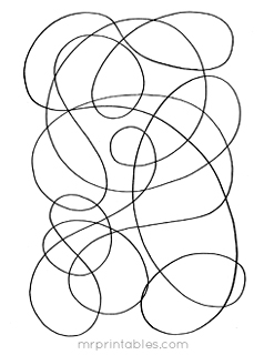 coloring art set abstract coloring pages for kids mr printables art coloring set