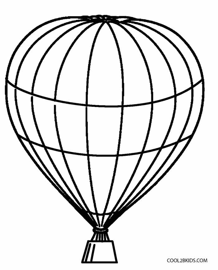 coloring ballons 10 best free printable balloon coloring pages for kids ballons coloring