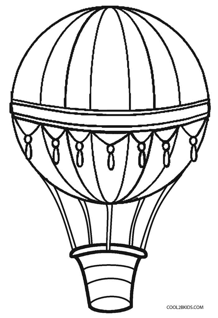 coloring ballons balloon coloring pages for kids to print for free ballons coloring