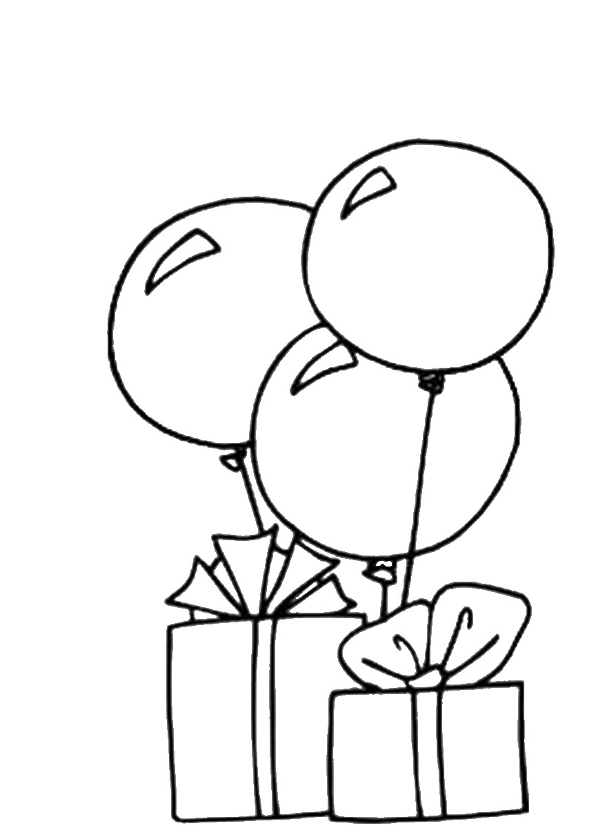 coloring ballons balloons coloring pages ballons coloring