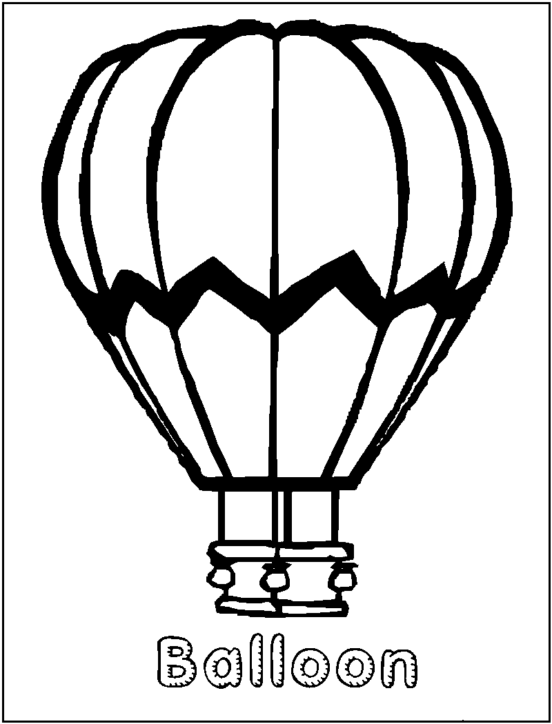 coloring balloon balloon coloring pages best coloring pages for kids coloring balloon