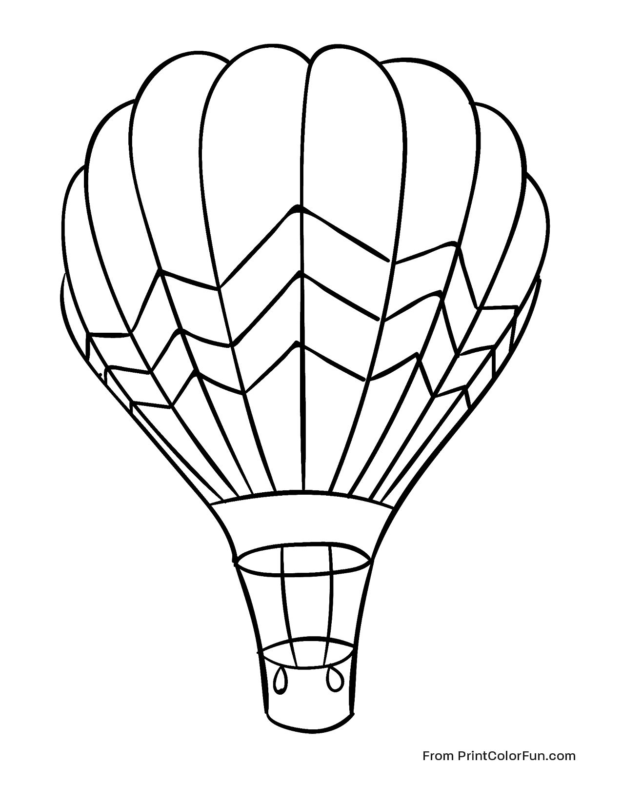 coloring balloon drawing for kids drawing hot air balloon coloring pages hot air balloon coloring balloon drawing for kids