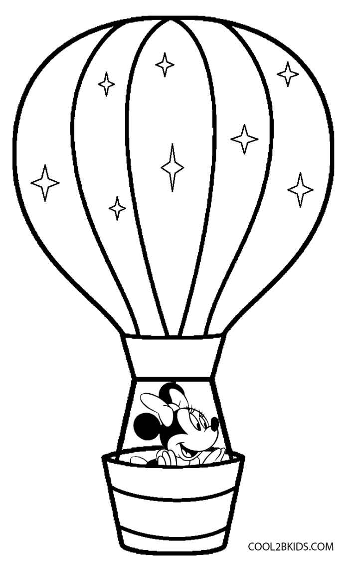 coloring balloon drawing for kids hot air balloon with flags coloring pages coloring sky balloon kids coloring for drawing