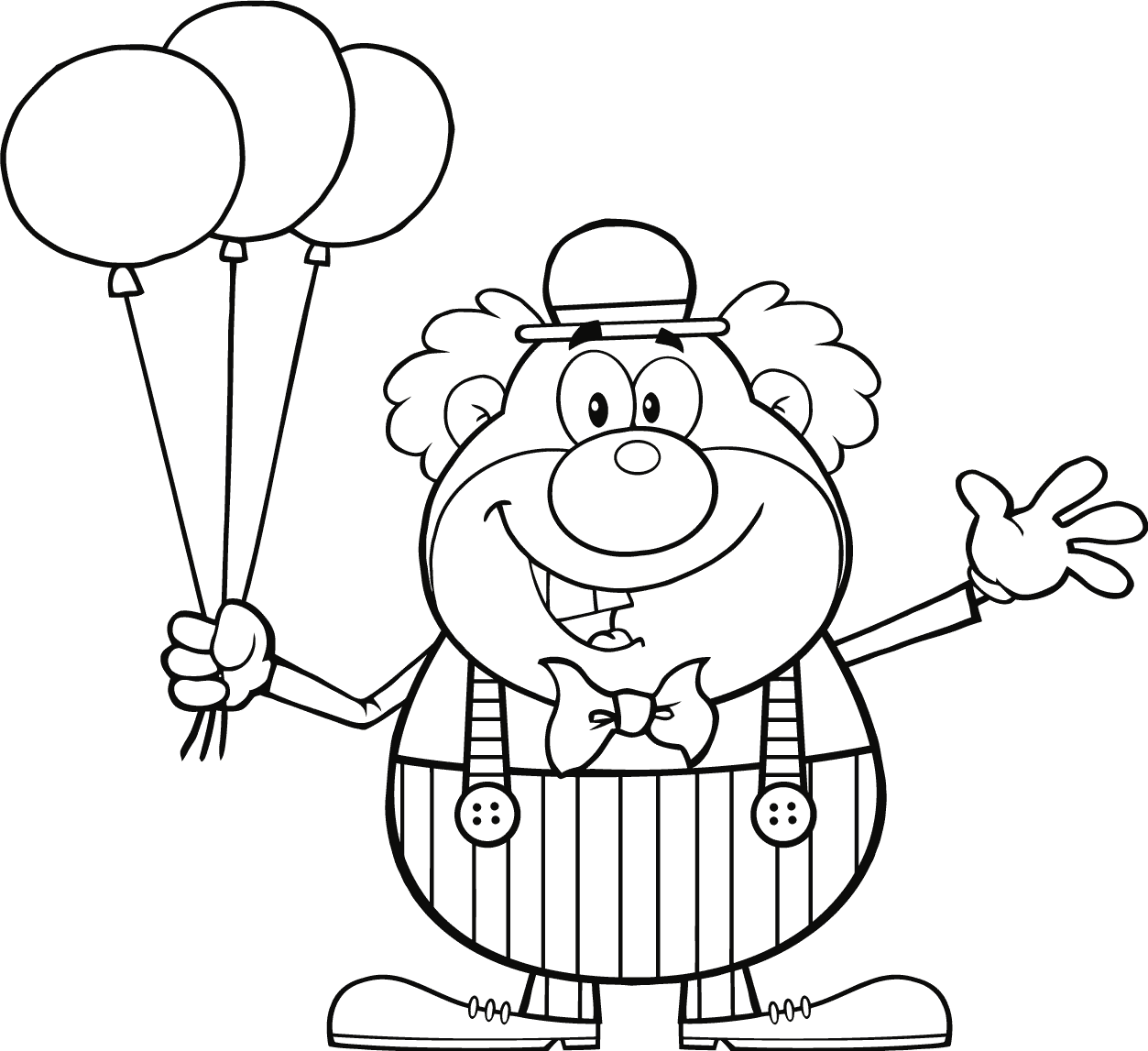 coloring balloon free preschool coloring pages hot air balloon from balloon balloon coloring