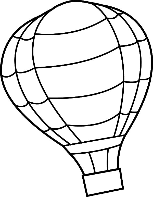 coloring balloon hot air balloon coloring pages cool2bkids balloon coloring 1 1