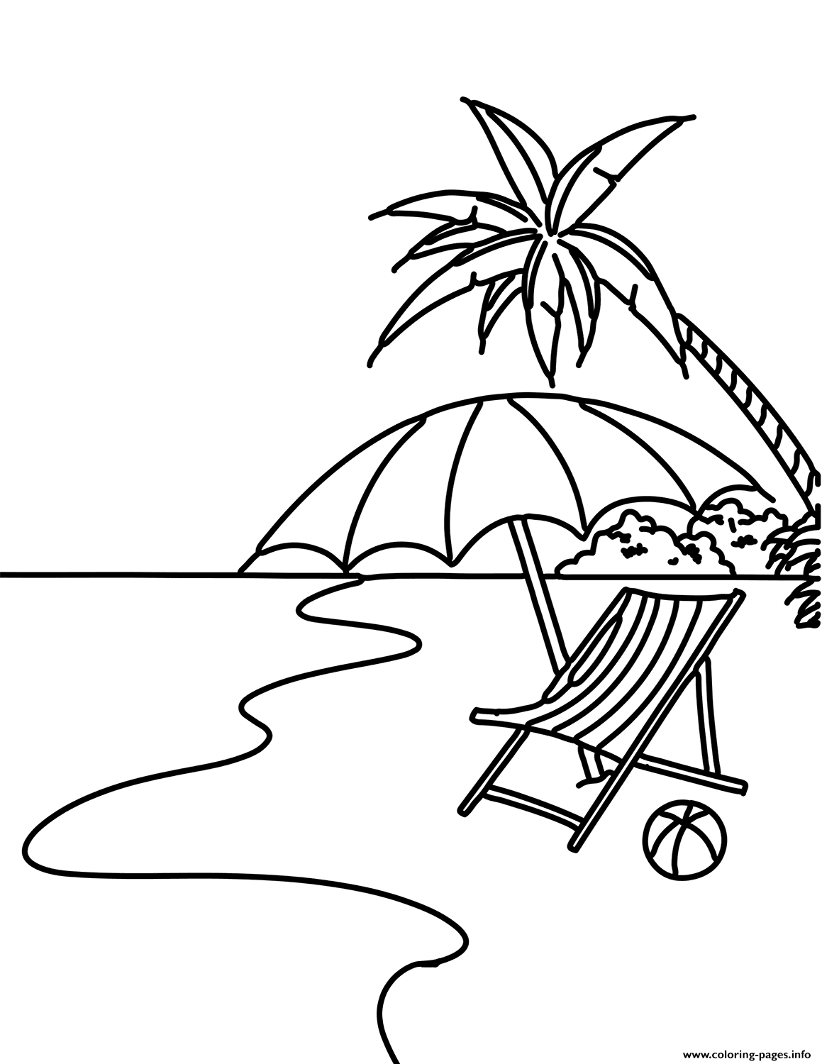 coloring beach pages free printable beach coloring pages for kids beach coloring pages