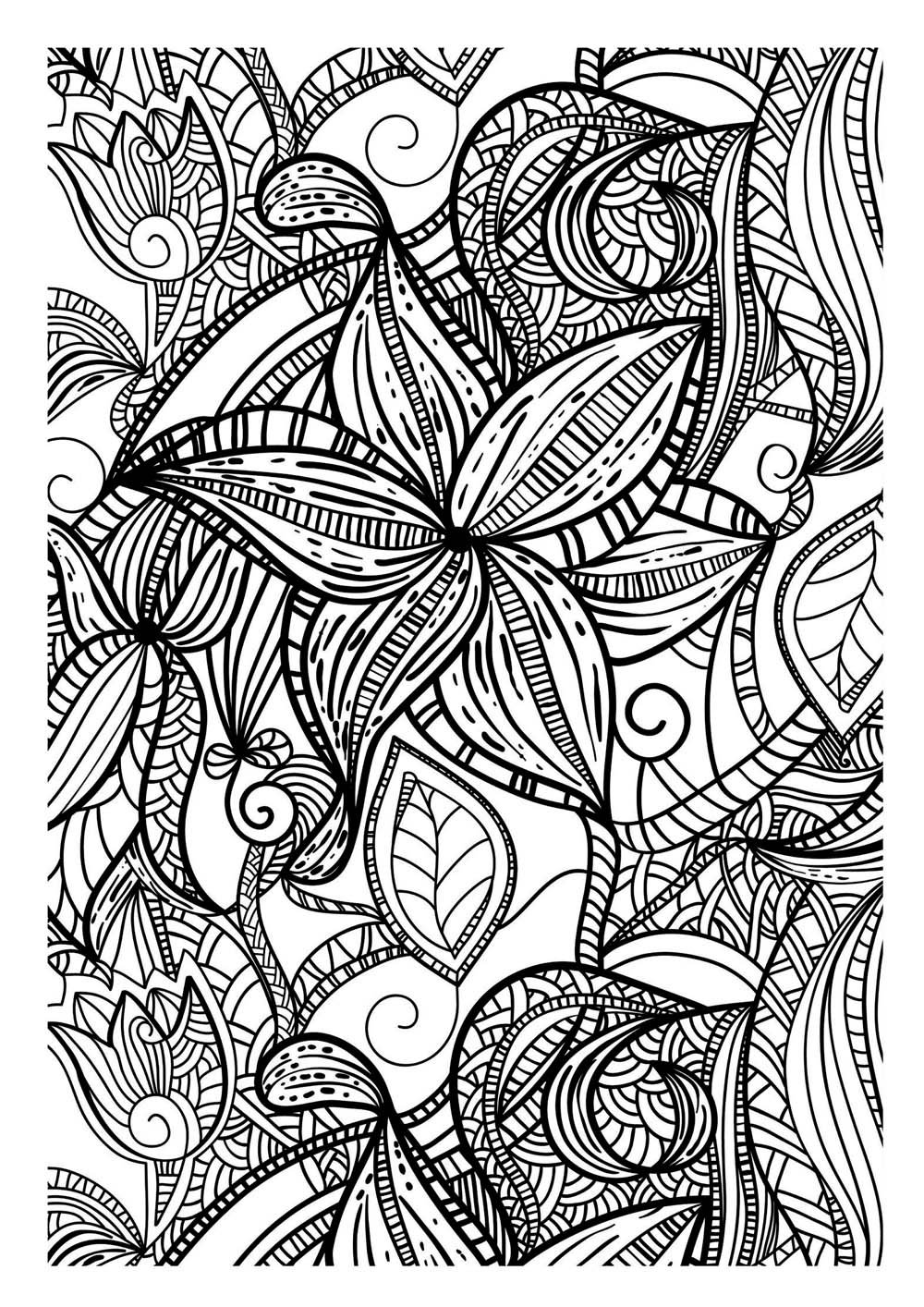 coloring book for adults printable free printable ostrich mandala pdf coloring page printable book for adults coloring