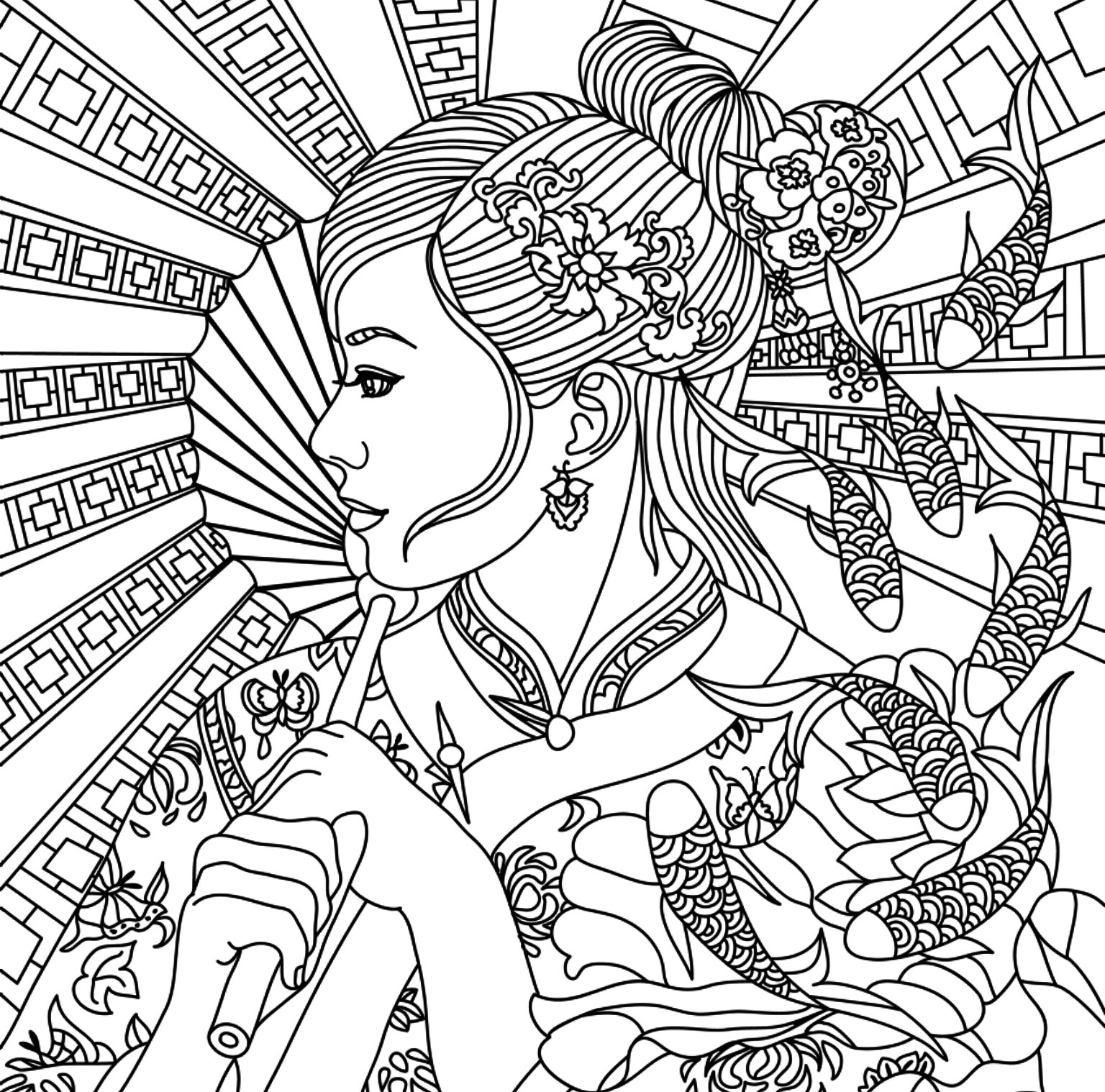 coloring book for adults printable printable abstract pattern adult coloring pages 01 printable book adults for coloring