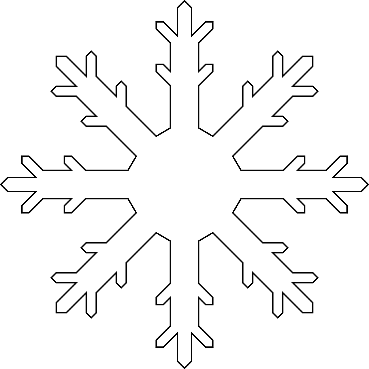 coloring book snowflake snowflake coloring page free download on clipartmag coloring snowflake book