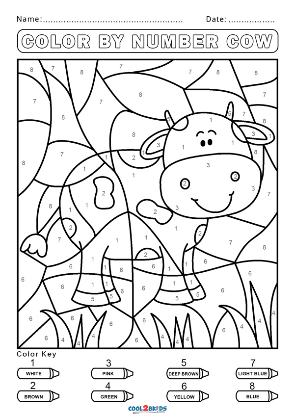 coloring by number pages difficult color by number printables coloring home by pages coloring number