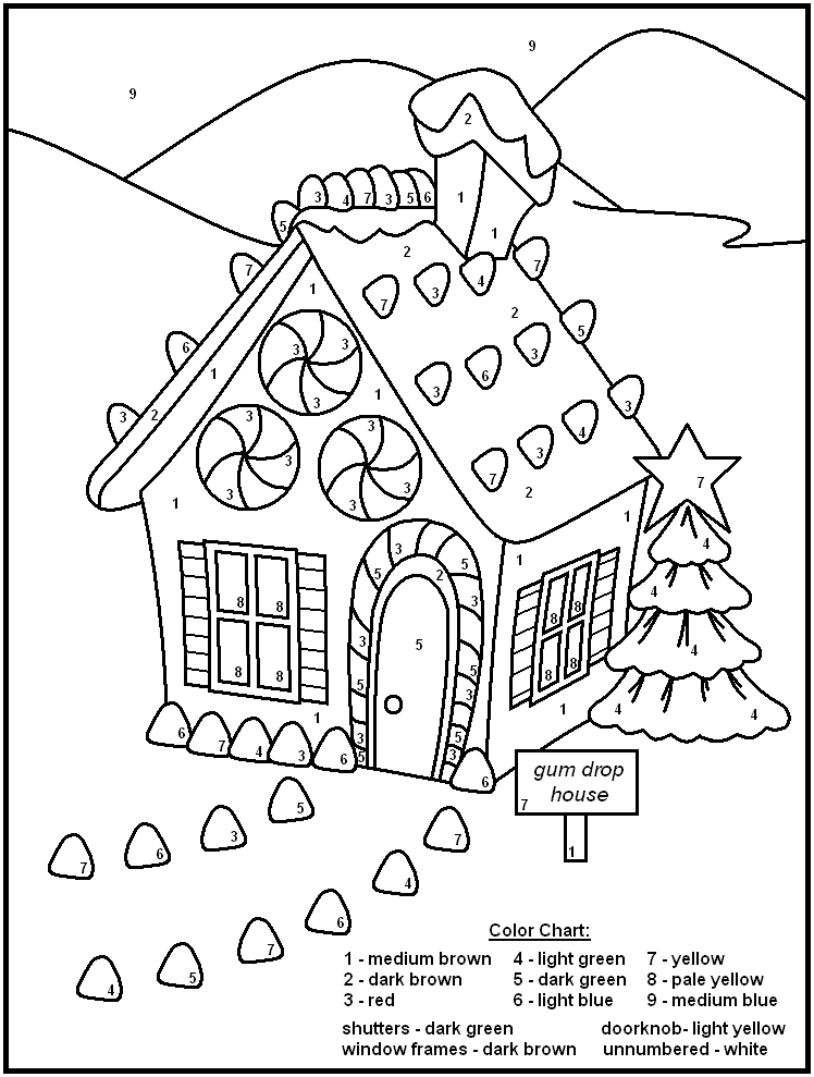coloring by number pages free printable color by number coloring pages best by coloring number pages
