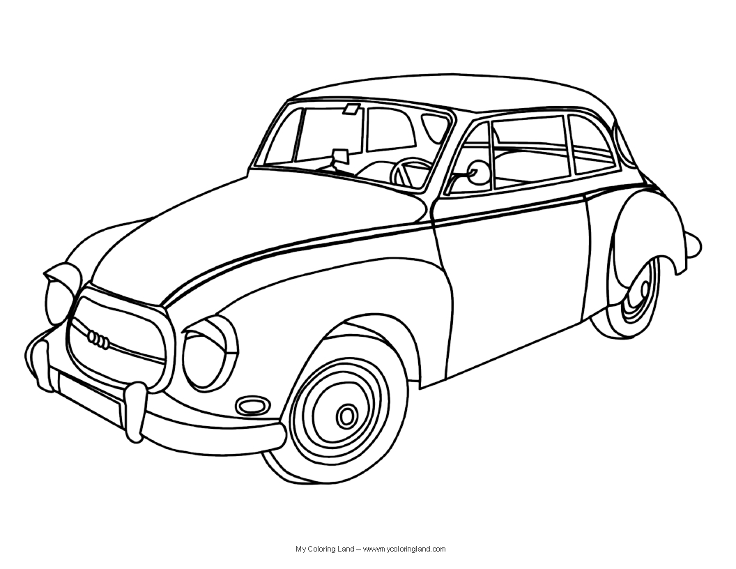 coloring car print cars coloring pages best coloring pages for kids car print coloring