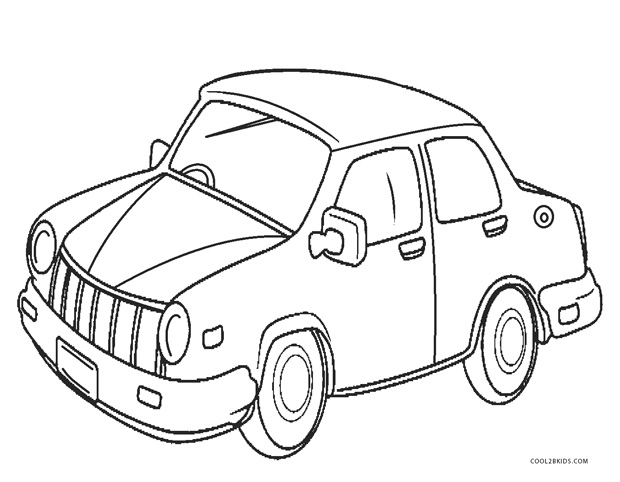 coloring car print free printable car coloring pages for kids art hearty car coloring print