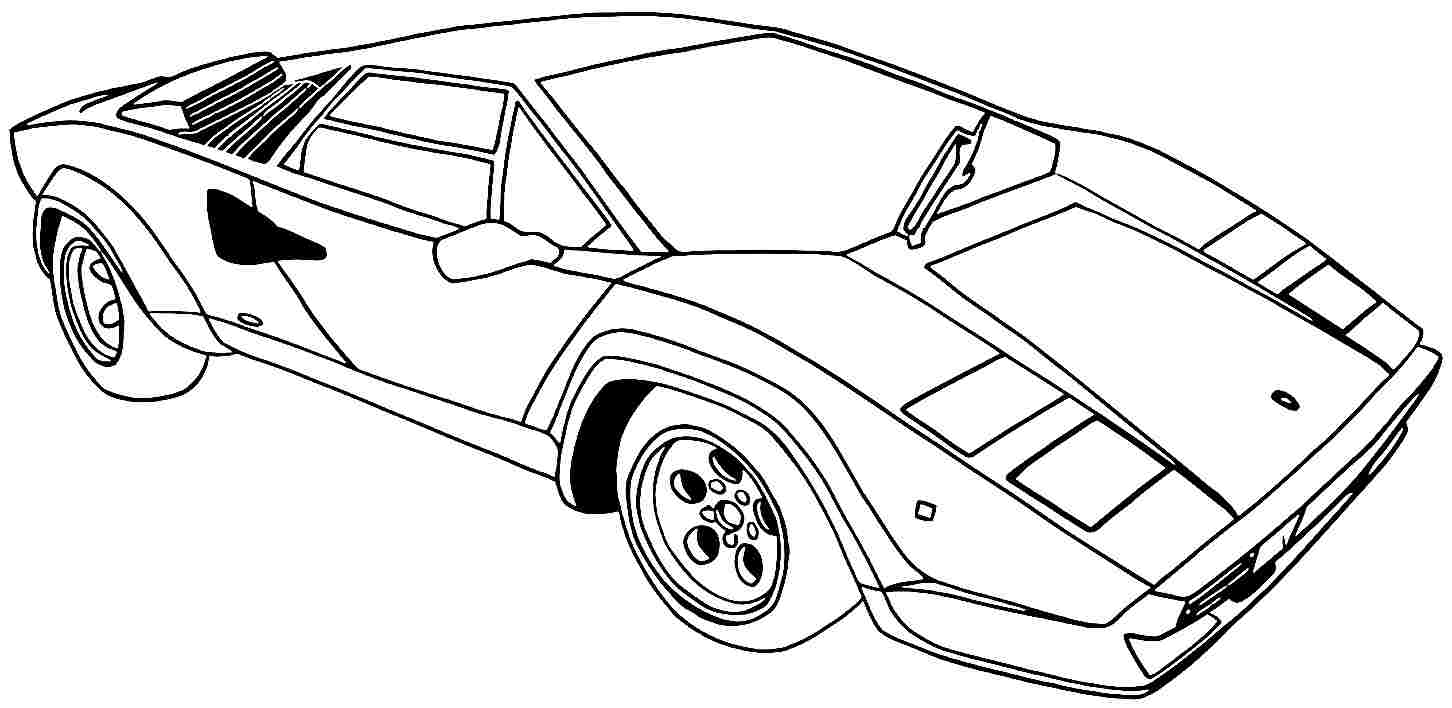 coloring cars pages printable coloring pages of sports cars coloring home coloring cars pages