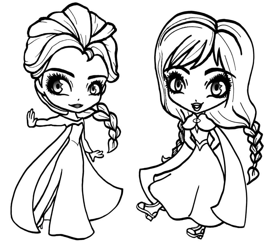 coloring cartoon elsa how to draw elsa from frozen step by step drawing tutorials elsa cartoon coloring