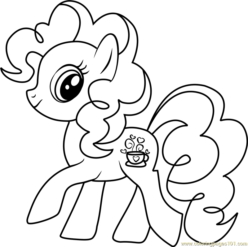 coloring cartoon little pony 40 free printable my little pony coloring pages pony cartoon coloring little