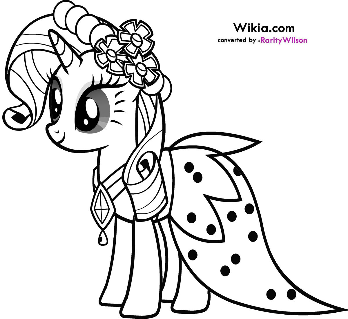 coloring cartoon pony free printable my little pony coloring pages for kids coloring cartoon pony