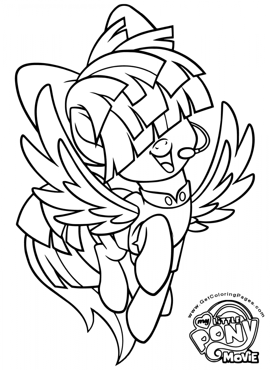 coloring cartoon pony free printable my little pony coloring pages for kids pony cartoon coloring