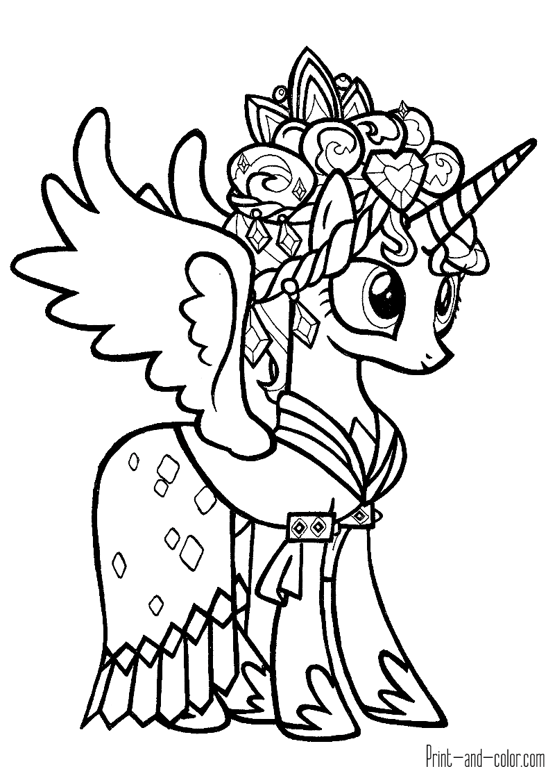 coloring cartoon pony my little pony coloring page by yamina20 on deviantart cartoon pony coloring