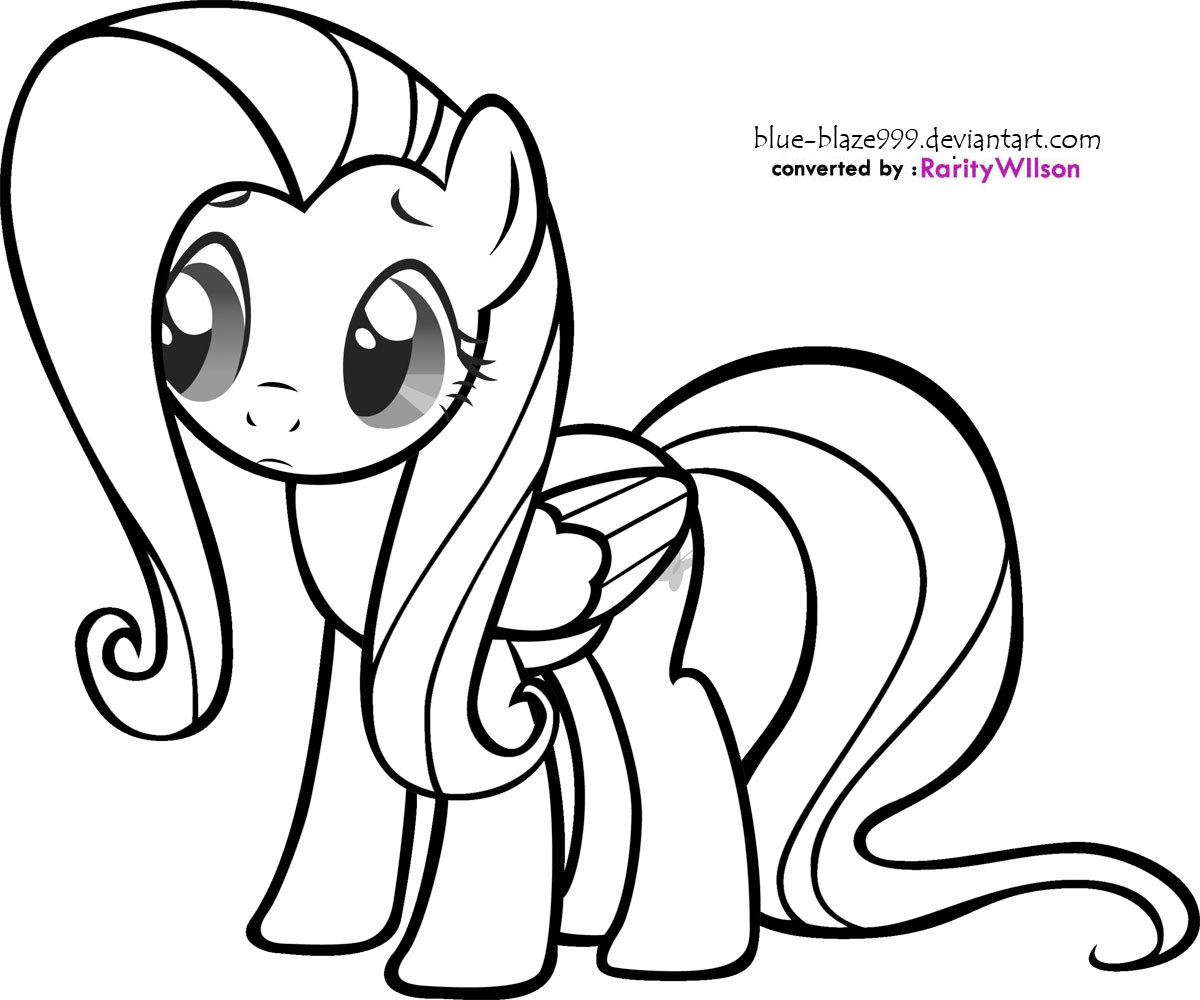 coloring cartoon pony ponies from ponyville coloring pages free printable cartoon pony coloring