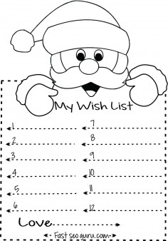 coloring christmas list 25 best coloring pages for kids images by barbara sammon list christmas coloring