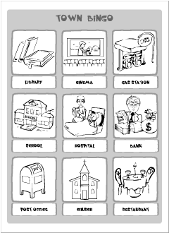 coloring community places suburbs clipart and illustrations coloring places community