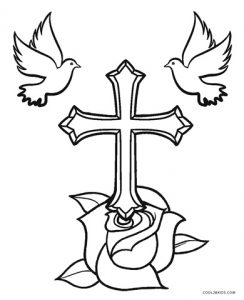coloring cross with wing cross with wings coloring pages to print panda sketch cross coloring wing with
