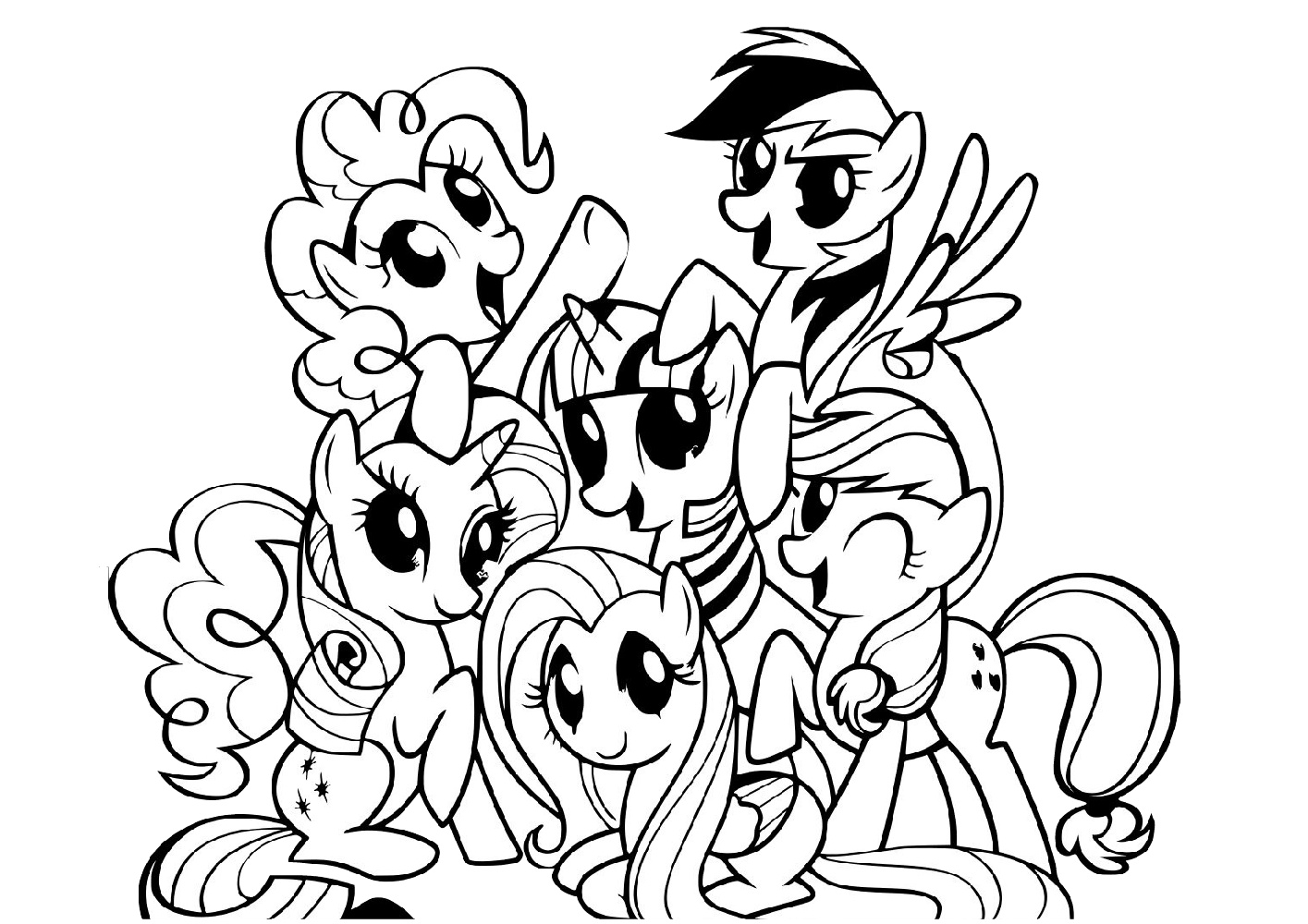 coloring cute little pony 23 my little pony coloring pages for girls printable pdfs coloring cute pony little