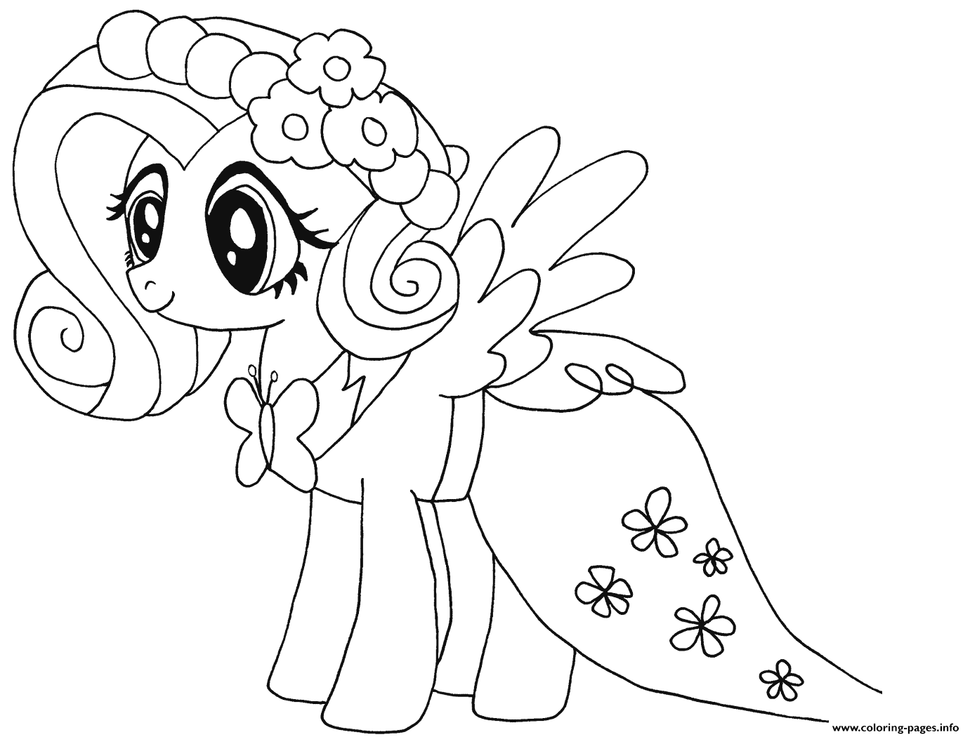 coloring cute little pony kids page my little pony friendship is magic baby little pony coloring cute