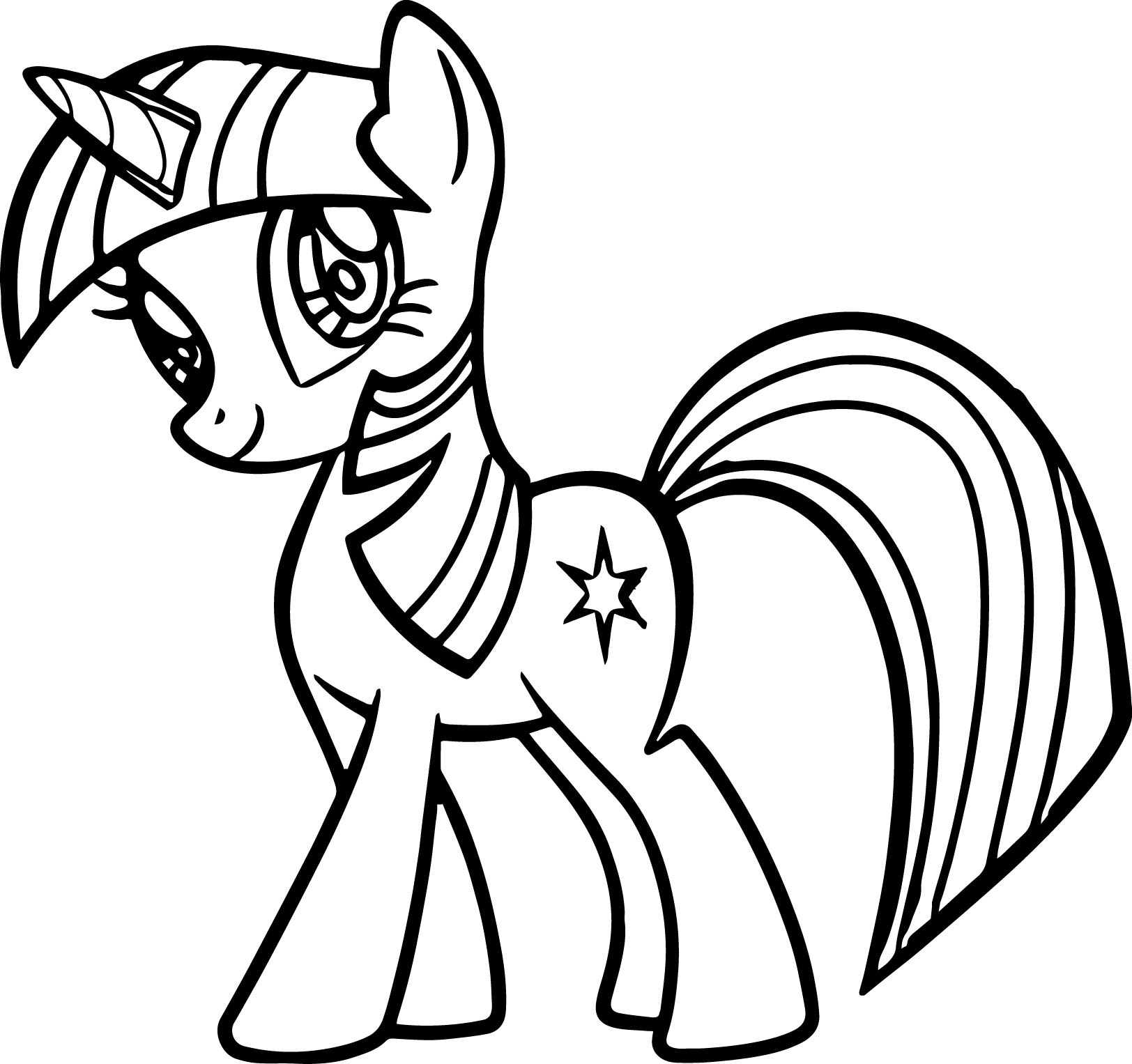 coloring cute little pony little pony coloring pages free download on clipartmag little coloring pony cute