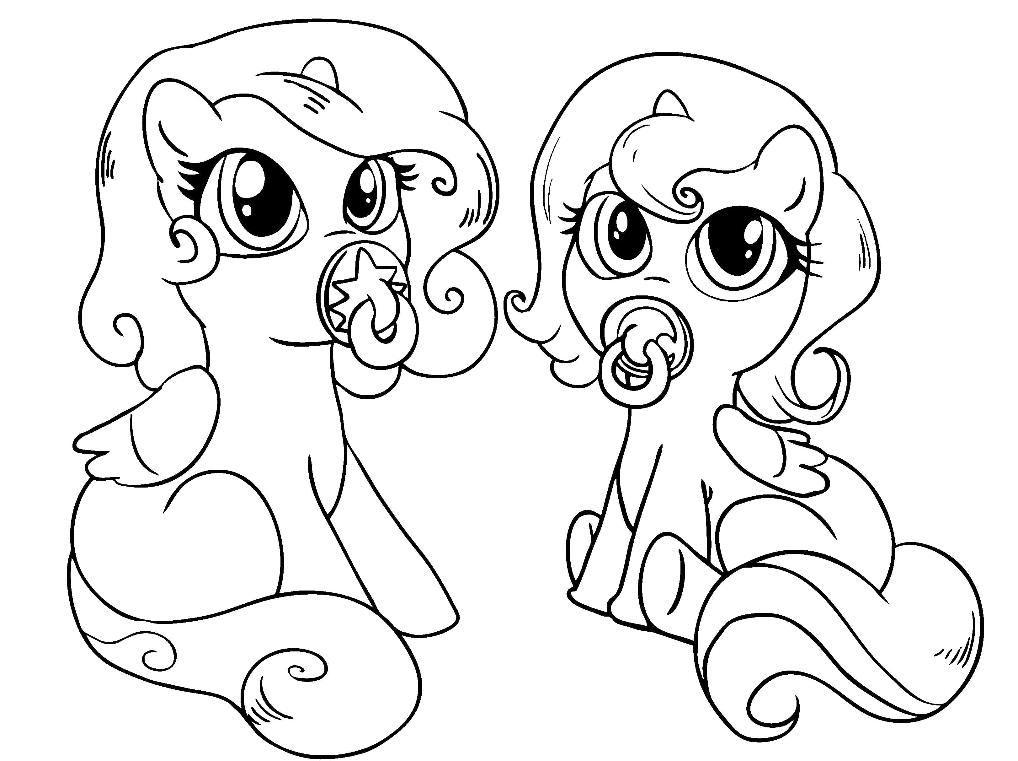 coloring cute little pony my little pony coloring pages getcoloringpagescom pony little coloring cute