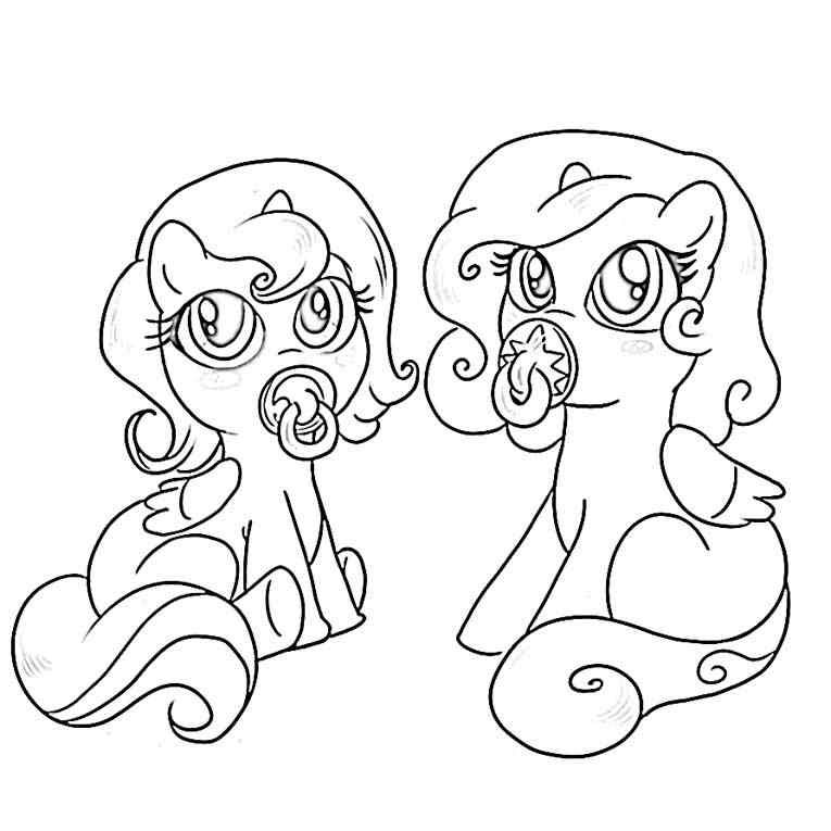 coloring cute little pony my little pony colouring sheets zecora my little pony pony cute coloring little