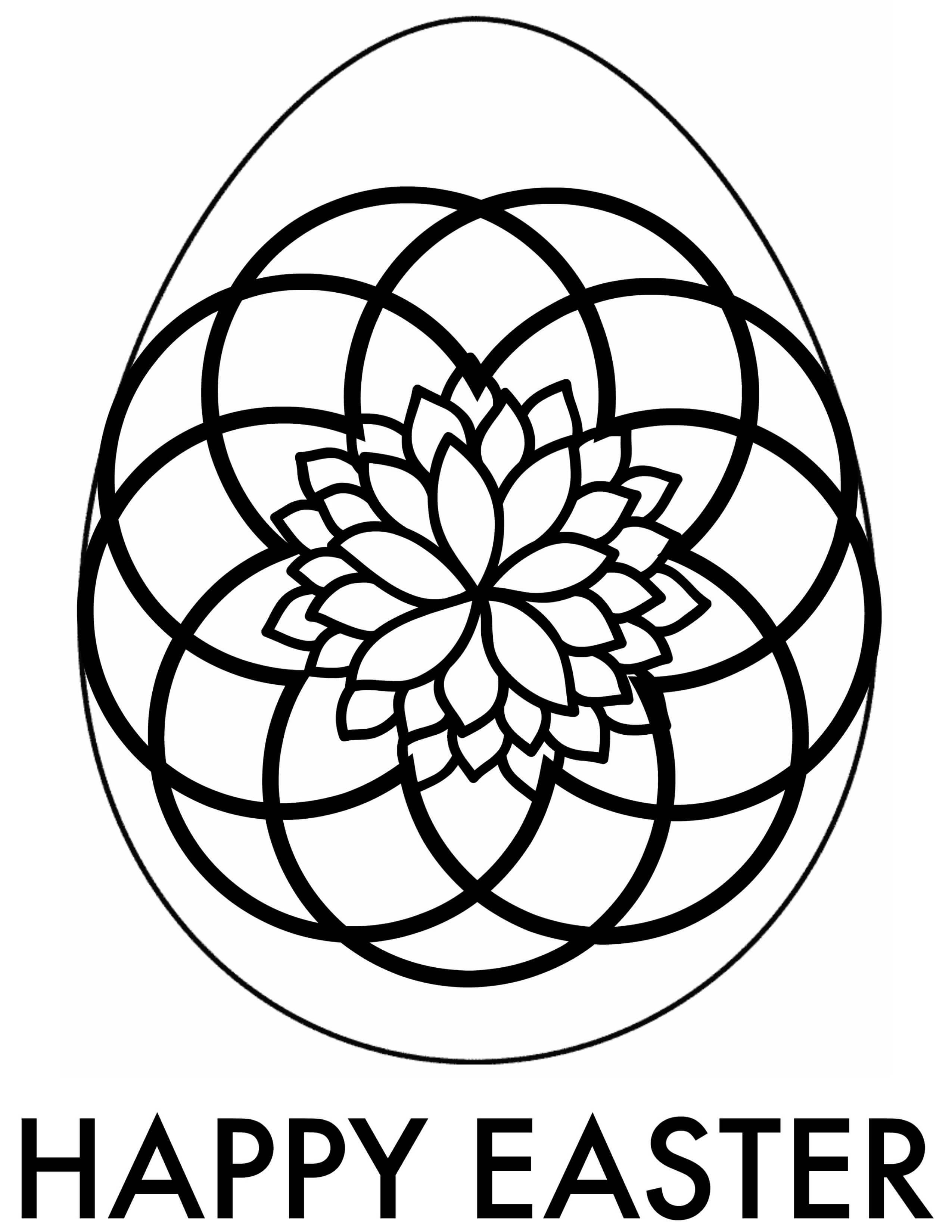 coloring easter egg easter adult coloring pages free printable downloads egg coloring easter