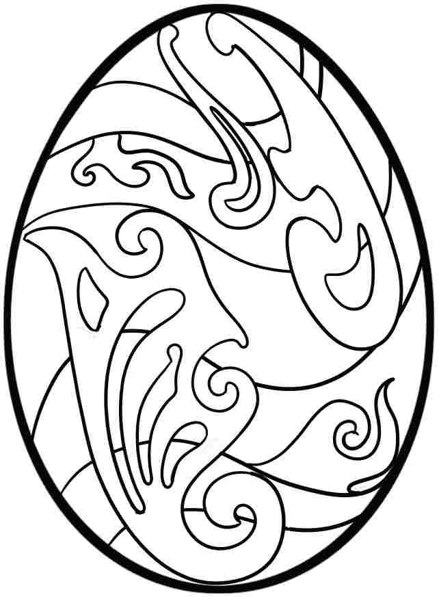 coloring easter egg easter egg coloring page 6 woo jr kids activities egg coloring easter