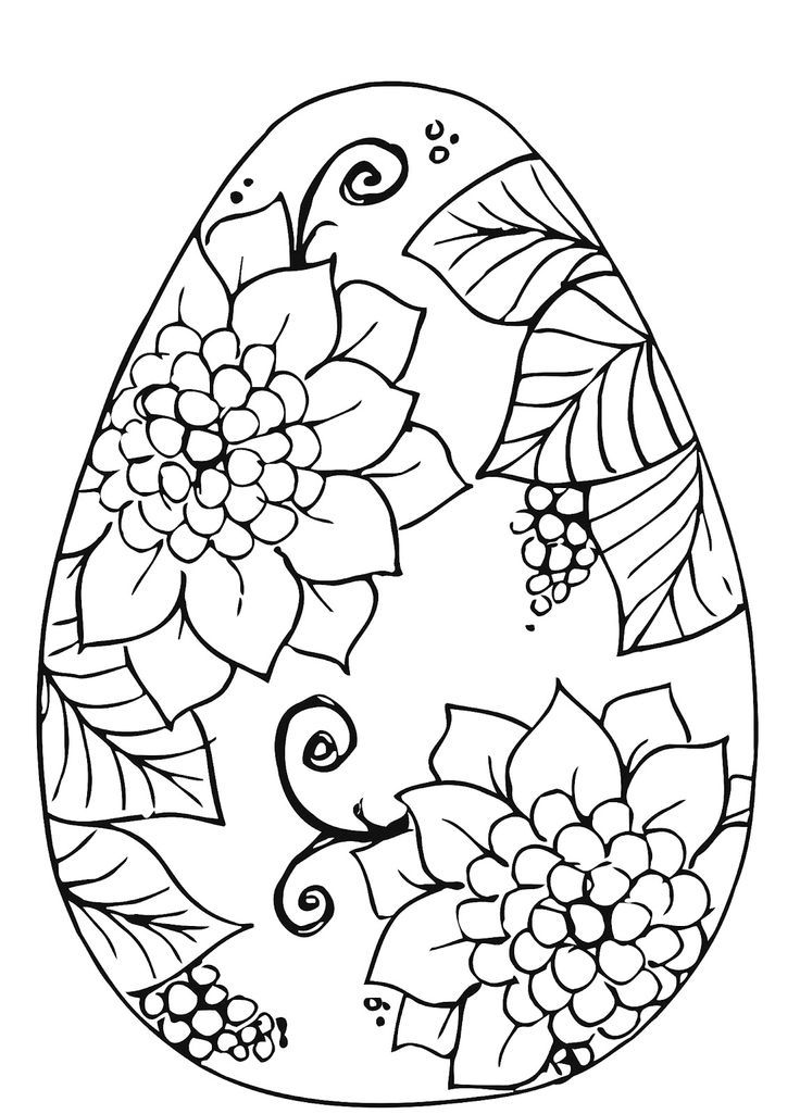 coloring easter egg ready for an easter egg art hunt download these printable coloring egg easter