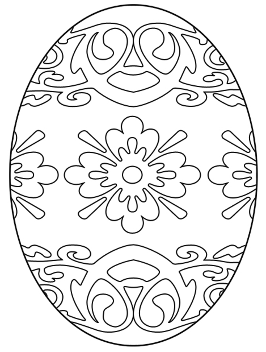 coloring easter egg sweet and sunny spring easter coloring pages easter coloring egg