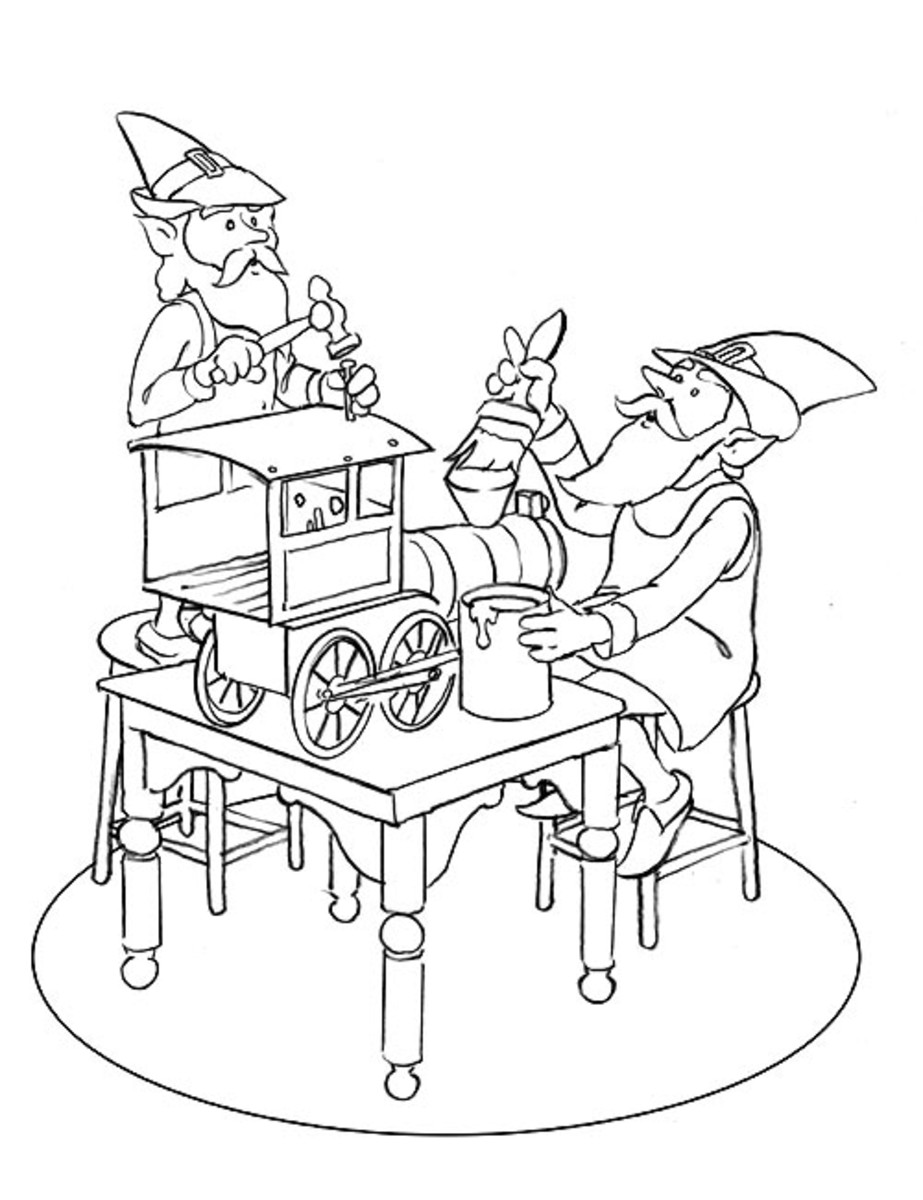 coloring elf 30 free printable elf on the shelf coloring pages coloring elf