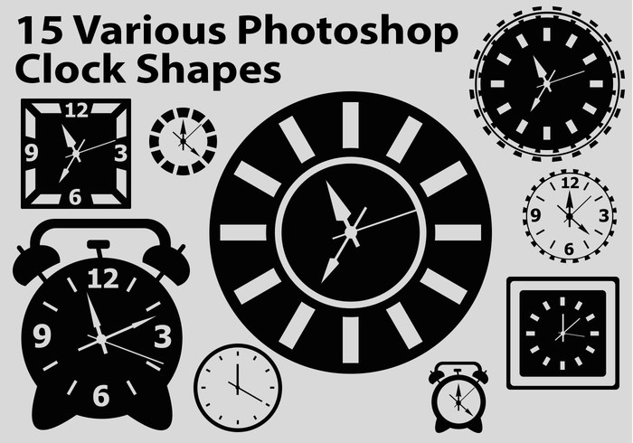 coloring face in photoshop 15 photoshop custom shapes cute clock faces csh free photoshop coloring face in
