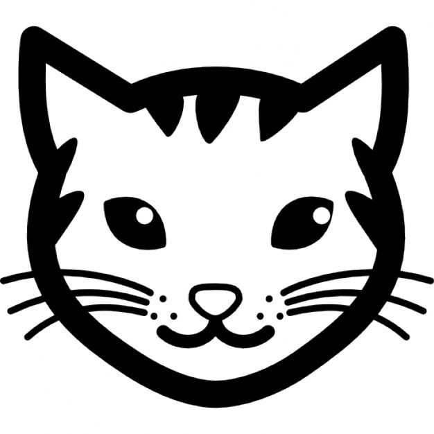 coloring face in photoshop download stripy cat face for free cat icon cat face face coloring photoshop in