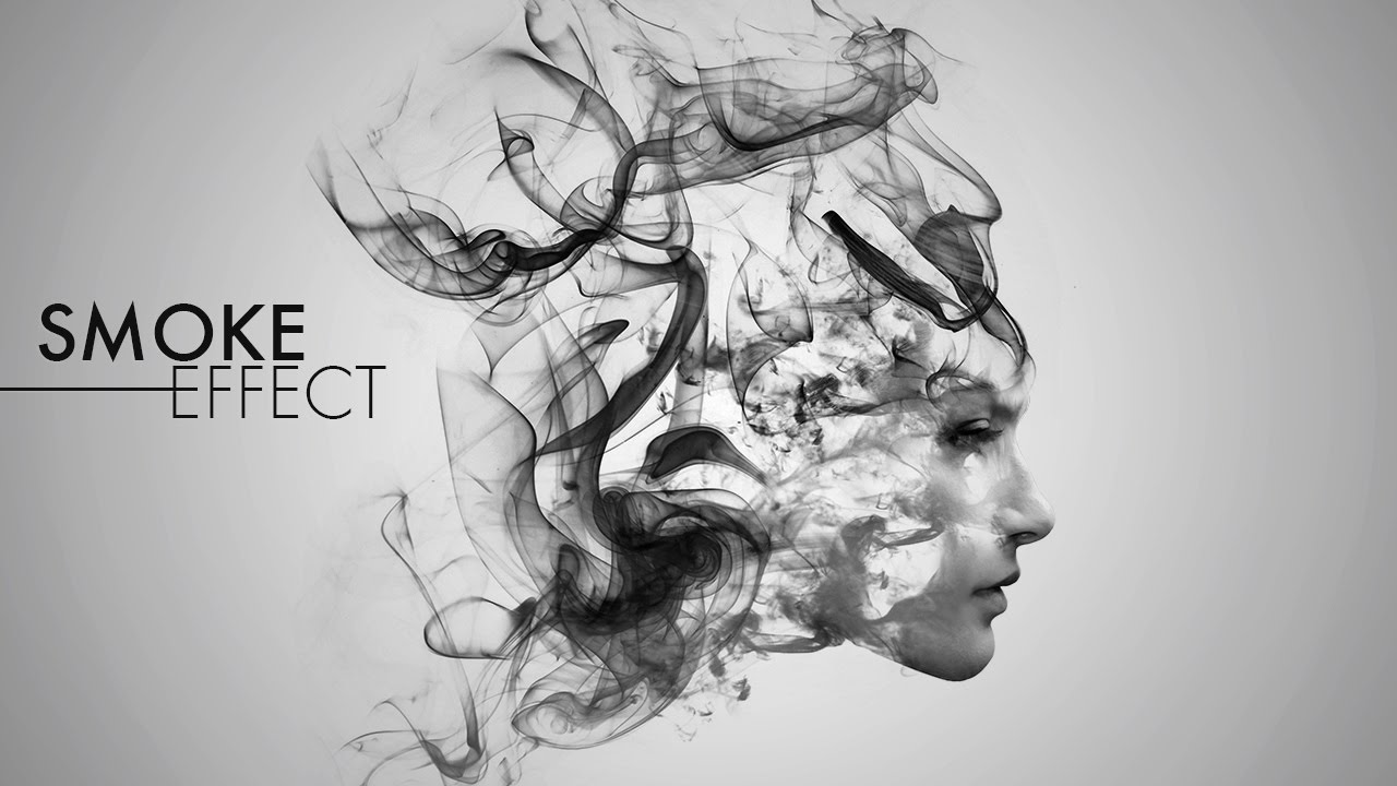 coloring face in photoshop smoke effect photoshop tutorial youtube photoshop coloring in face