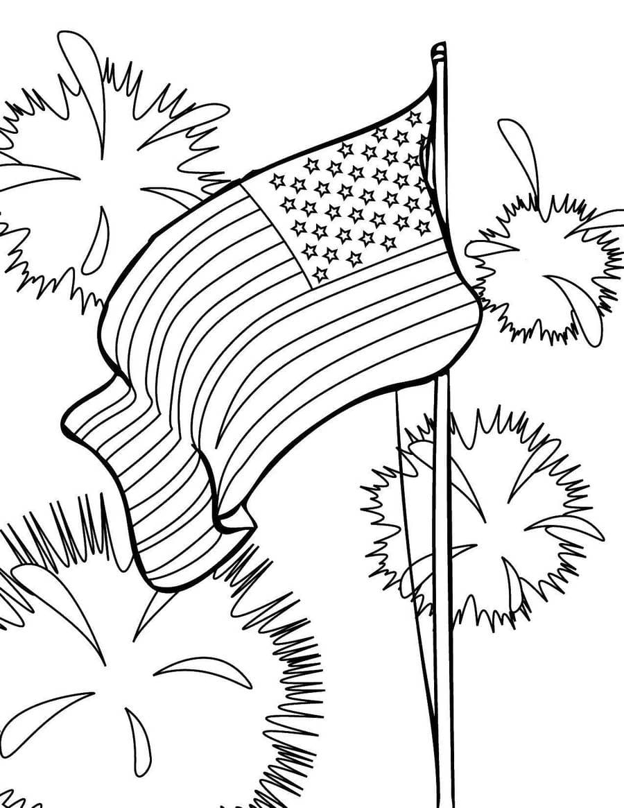coloring flag coloring page american flag map flag coloring