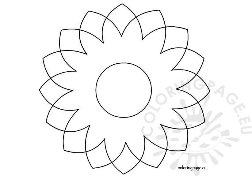 coloring flower clipart black and white hrum flower ornamental black white line art coloring book black white clipart flower and coloring