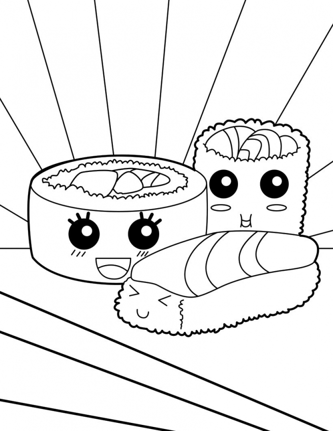 coloring food cute cute food coloring pages download and print cute food cute coloring food