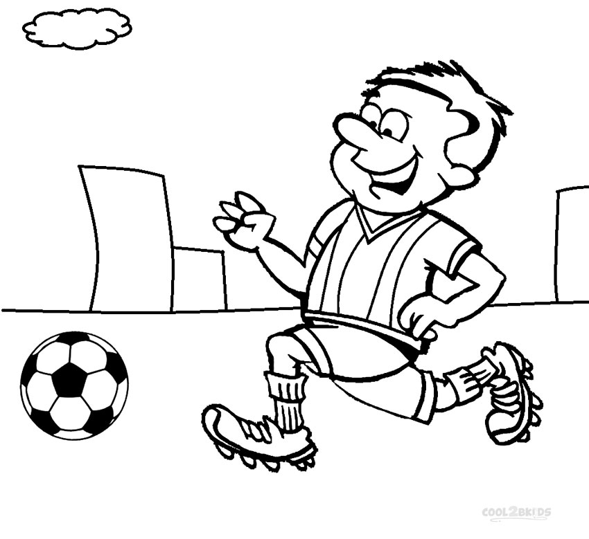 coloring football football coloring pages kids should have five facts football coloring