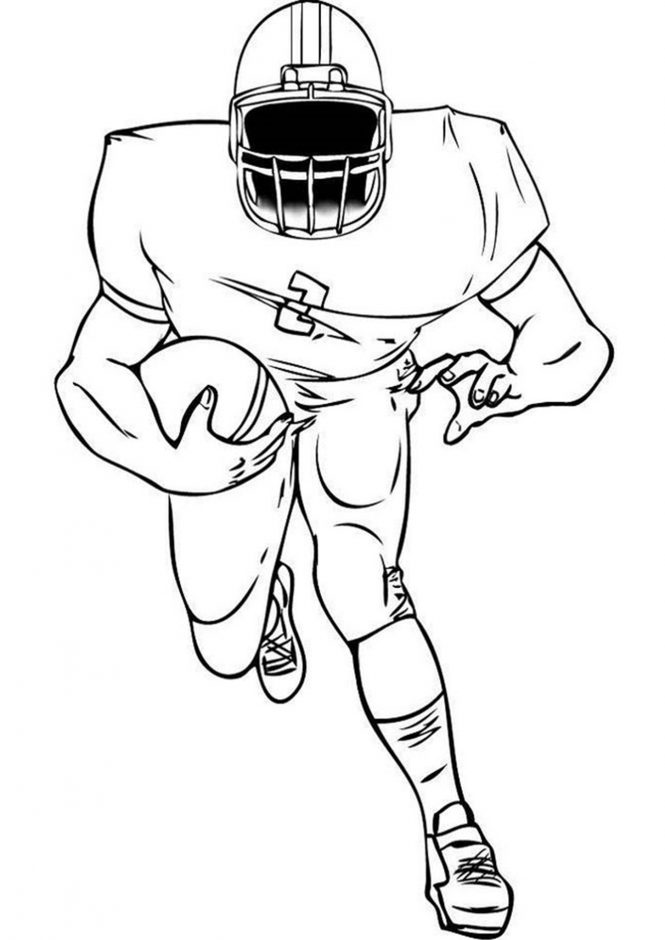 coloring football free easy to print football coloring pages tulamama football coloring