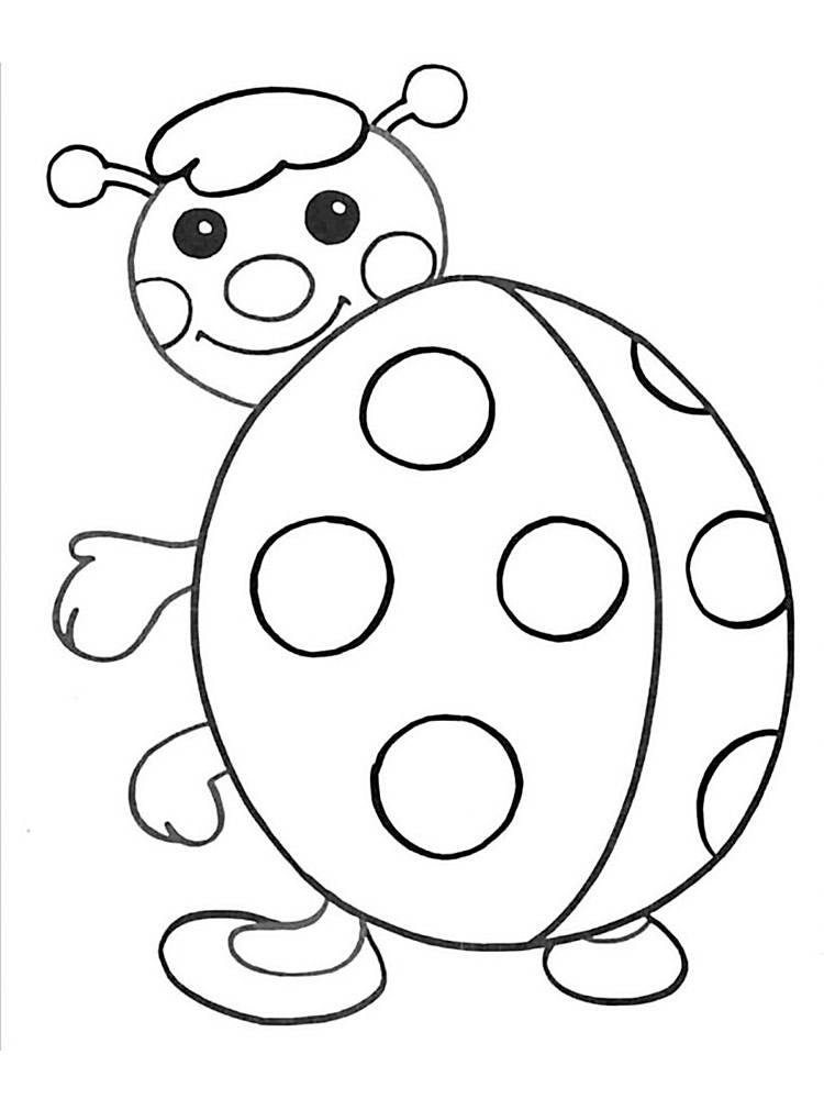 Coloring for 4 year olds