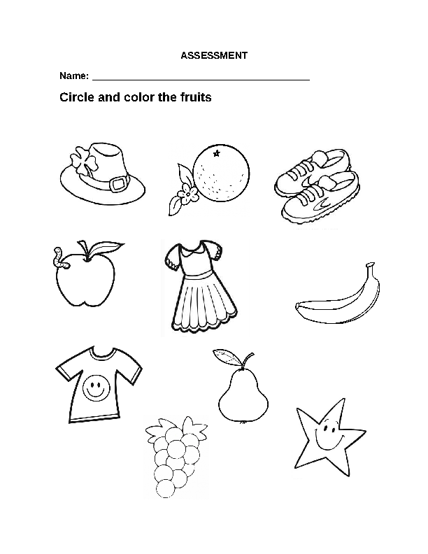 coloring fruits worksheets for kindergarten craftsactvities and worksheets for preschooltoddler and fruits coloring for worksheets kindergarten