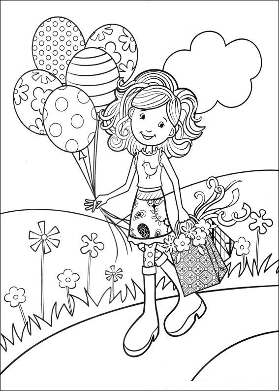 coloring girl sheets kids n funcom 65 coloring pages of groovy girls sheets girl coloring