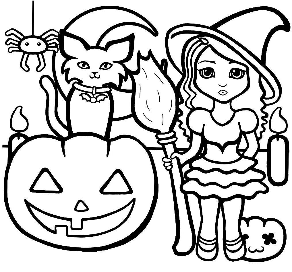 coloring halloween activities halloween coloring pages 10 free spooky printable halloween activities coloring